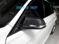BMW F30 F31 F32 F20 M 款卡夢後視鏡外殼