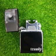 特價399元雷射雕刻姓名高質感電弧usb充電打火機,真黑色激光姓名文字特價款