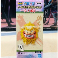 【日版金證】海賊王 航海王 WCF 和之國 VOL.1 狛千代 獅子 小玉寵物 單售 全新未拆