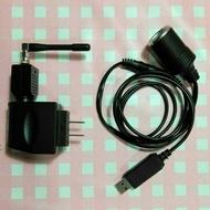 【特惠組合】GPS阻斷器+轉接頭(室內)+USB轉接線(室外)