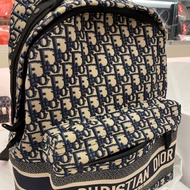 Dior後背包 20年 開季 新款 老花 後背包 保證正品。