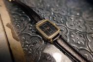 80年代 鐵力士TELUX石英女士腕錶 庫存新品