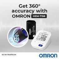 OMRON HEM-7156 Upper Arm Auto BP Monitor