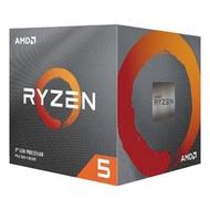 AMD  R5-3600X 3.8/4.4G 6核12緒(無內顯)7奈米