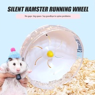 Hot-selling pet running wheel hamster golden silk bear squirrel guinea pig mute and durable wheel wh