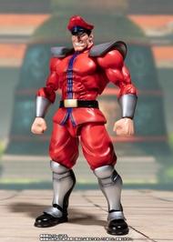 ☆勳寶玩具舖【現貨】BANDAI S.H.Figuarts SHF 快打旋風 Street Fighter 將軍 M. Bison 貝卡 VEGA