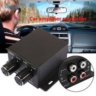 通用的汽車功放/喇叭低音控制器 調節器 揚聲器 音量控制 穩壓器充電控制器 低音 汽車 功放 接收放大器 分頻