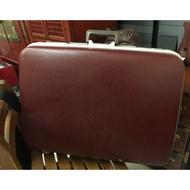 復古 古董 行李箱 保存很好