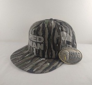 USA Vintage Trucker Cap Camouflage Collection Original Authenticated Made in USA Vintage 1980