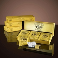 TWG TEABAGS - 1837 BLACK TEA (SIGNATURE TWG TEA) - GIFT WRAPPING AVAILABLE