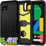 [9美國直購] Spigen 保護殼 B07T9P3W85 Spigen Tough Armor Designed for Google Pixel 4 XL Case (2019) - Black