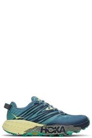 HOKA ONE ONE 蓝色 & 绿色 Speedgoat 4 运动鞋 蓝色 & 绿色 Speedgoat 4 运动鞋