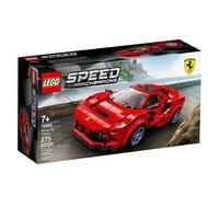 76895【LEGO 樂高積木】SPEED 賽車系列 - Ferrari F8 Tributo
