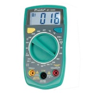 Proskit MT-1233C-C 3 1/2 Digital Multimeter with Temperature Test Mini Pocket Universal Watches - intl