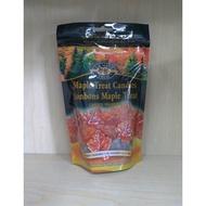 L.B.MAPLE加拿大原裝進口100%純楓糖糖果140G 網路價245元