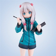 Eromanga Sensei Izumi Sagiri green Action figure Anime Doll Toy Collection Model Toy 18cm.