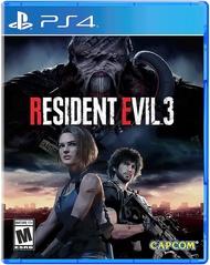 【預購商品】PS4 惡靈古堡3 重製版 RESIDENT EVIL 3 一般版 中文版 2020/04/03 台中恐龍