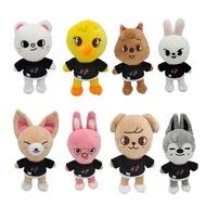 Skzoo Plush Toys Stray Kids Stuffed Animal Cartoon Plushies Doll Companion
