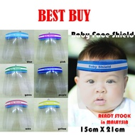 Baby/kids face shield(3-12 month)