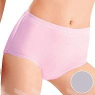 華歌爾-新伴蒂系列 M-LL中腰舒適小褲(灰)