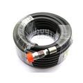 BuyTools-《專業級》三分*30M空壓管高壓管氣動工具風管/雙層PVC+密紗夾層/附工業級快速接頭/台灣製「含稅」