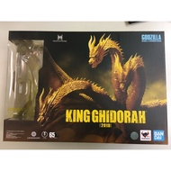 SHM S.h.monsterarts 王者基多拉 基多拉 哥吉拉 怪獸之王 全新未拆