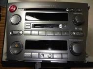 速霸路 SUBARU LEGACY 4代 BP/BL 原廠日規 空調冷氣面板+CD音響主機 #J175
