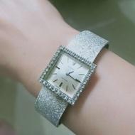 勞力士美鑽手上鏈古董錶