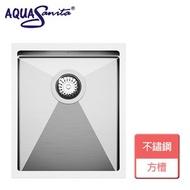 【AQUASANITA】不鏽鋼水槽-無安裝-ENN-100M