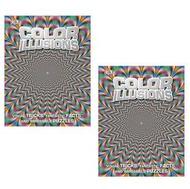 Color Illusions ( 2 books set)