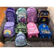Smiggle backpack/ travel bag