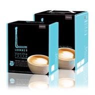 韓國 LOOKAS 9 香草拿鐵 Vanilla Latte 30包入 / 50包入 拿鐵 咖啡 LOOKAS9