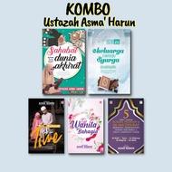 Buku Kombo Ustazah Asma' Harun-Galeri ilmu