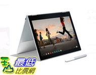 [7美國直購] 平板 Google Pixelbook 12.3吋 2-in 1 Touchscreen Display, Intel Core i5 Processor, 8GB, 128GB MC Storage, GA00122-US