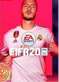 美琪 任天堂 Switch Ns遊戲卡 FIFA20 世界足球2020