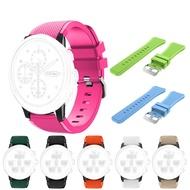 軟矽膠運動手錶帶式條對於Amazfit Stratos的智能手錶2S