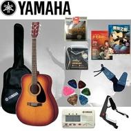 【非凡樂器】YAMAHA 山葉民謠吉他F310/漸層色/原廠調音器.吉他袋/書籍2擇1/吉他架/全配組/『團購另有優惠.數量有限』