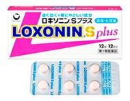 Loxonin S 加 12 片 / 號 13 醫療保健解熱鎮痛藥 Kusuriya HIRASAWA
