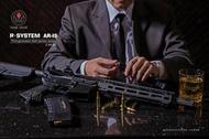 2館 Rare Arms AR-I5 CO2槍 仿真後座力 拋殼 GBBR ( 跳殼BB槍BB彈M4步槍M16卡賓槍