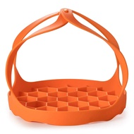 Pressure Cooker Sling, Silicone Bakeware Sling Compatible with 6 Qt / 8Qt,Multi-Function Cookers Accessories
