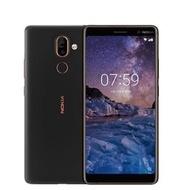 拆封新品 諾基亞Nokia 7 Plus 6吋單卡 6G/128G 原生谷歌系統 完整盒裝 保固一年
