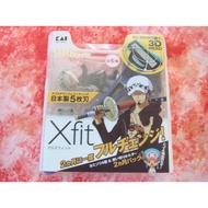 日版金證 海賊王 x Xfit 限定 KAI 刮鬍刀 羅 索隆 2款合售