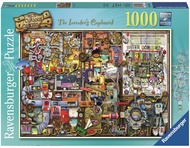 Rburg - The Inventor'S Cupboard 1000Pc Puzzle
