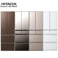 HITACHI 日立 RHW530JJ  527公升 獨立鎖濕六門冰箱 日本製