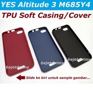 Mobile & AccessoriesYES Altitude 3 M685Y4 M685 case casing soft back cover screen protector glass tint cikgu sarung pla