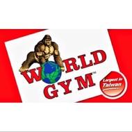 World gym 教練課 台中崇德店轉讓