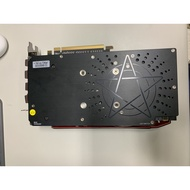(保固尚有兩年半) 撼訊 AXRX RX590 8G Red Devil 頂級版顯示卡