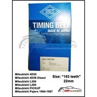 Timing Belt for Mitsubishi 4D55 , 4D56 DSL , L300 , L200 ,  PICK-UP  and Mitsubishi PAJERO '84'97