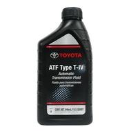 油購站 含發票可自取 Toyota 豐田 ATF TYPE T-IV自排 變速箱油 4號