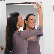 ☁ Douyin artifact custom mirror sticker soft mirror full-length mirror dormitory haha mirror dance room wall sticker